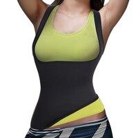 Neoprene Body Hot Shaper Trimmer Shapewear Waist Trainer Cincher Full Body Corset Girdle Belly Modeling Slimming