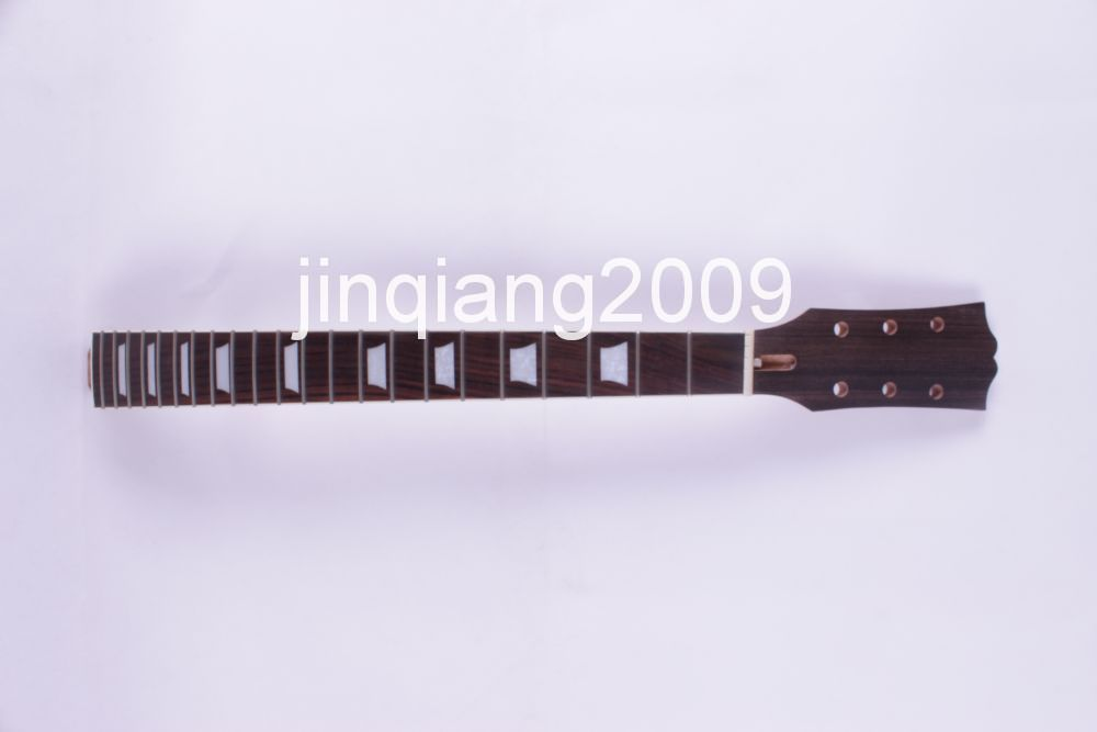 ФОТО new Bonding Unfinished electric guitar neck Mahogany & RosewoodFINGERBOARD 1#