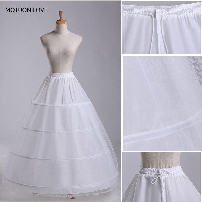 La Estrella De Mar Jupon Mariage New Tulle Sexy Mermaid Enaguas Para El Vestido De Boda Long Underskirt High Quality Petticoat Petticoats