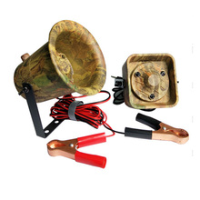 50W Hunting Decoy Speaker Bird Caller with External 150dB Electronic MP3 Kit Camouflage
