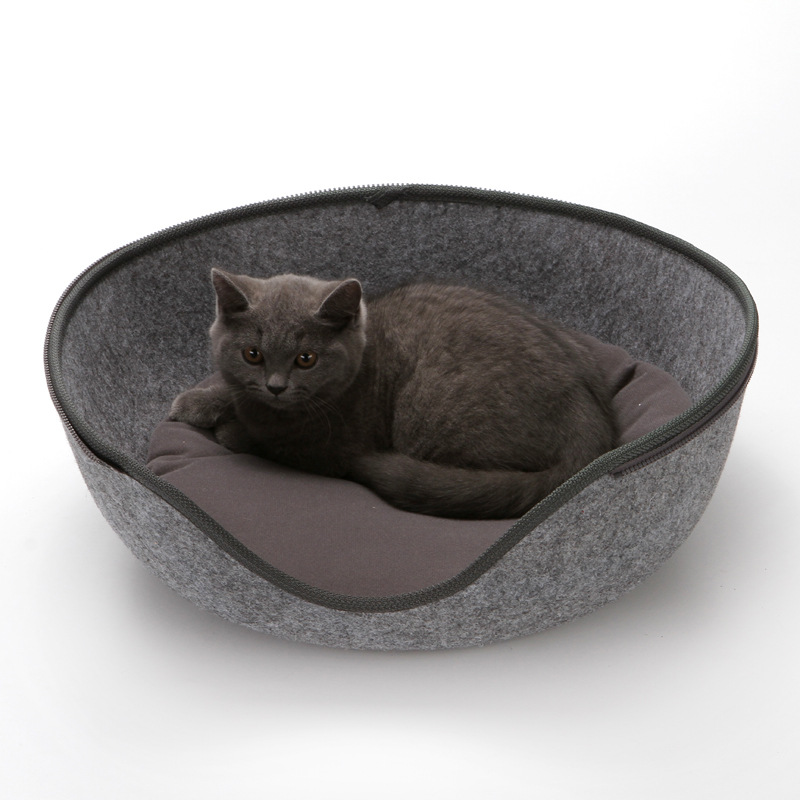 Multifunctional 2 in 1 Sleeping Cave for Pets 17 » Pets Impress