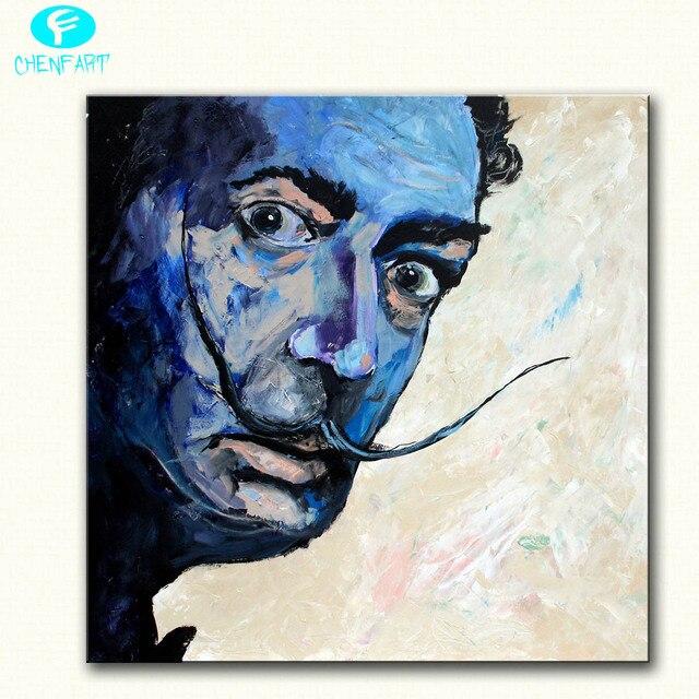 Drucken Ölgemälde Salvador Dali stillleben abstrakt Dekoratives ...