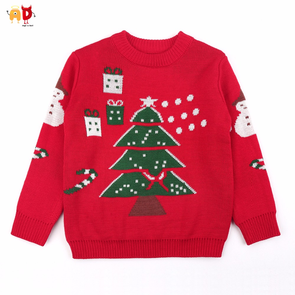 Kid Christmas Sweaters Promotion-Shop for Promotional Kid ...