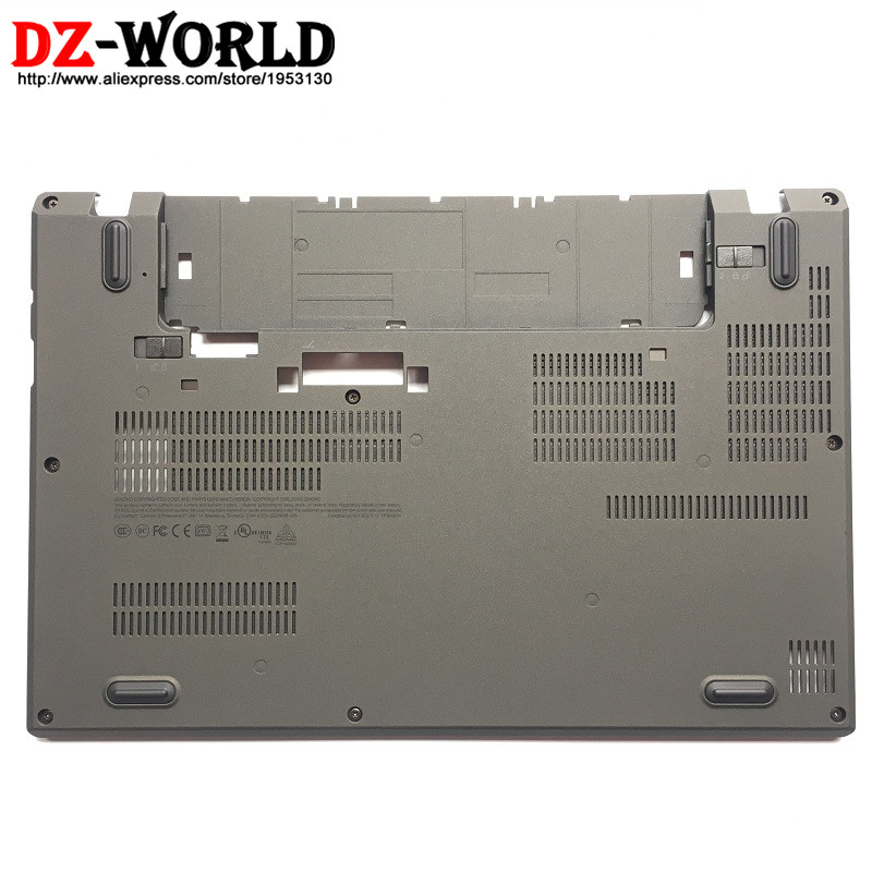 New Original for Lenovo ThinkPad X270 Back Shell Bottom Case Base Cover D Cover 01HY501 SC0M84927