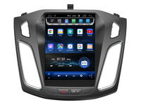 OTOJETA Android 8.1.0 vertical screen Car Multimedia tesla GPS NAVIGATION Radio player for Ford FOCUS 2012 2017 stereo head unit
