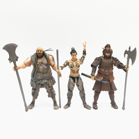 Water Margin 3.75 pulgadas Super cable/Sacerdote Hwa/figuras de acción regalo de cumpleaños modelo de recogida de juguetes