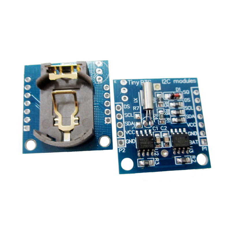 I2C RTC DS1307 AT24C32 Real Time Clock Module For AVR ARM PIC Wholesale defender avr real 1500va