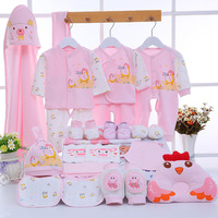 Emotion Moms Newborn Baby Girls Clothes Cotton 0 3months Infants Baby Girl Boys Clothing Set Baby