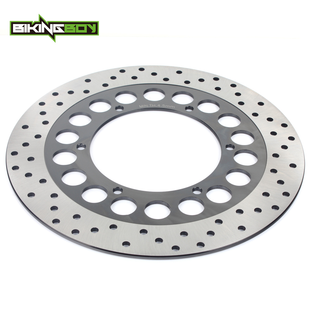 BIKINGBOY Front Brake Disc Disk Rotor For Yamaha XVZ 1300 Royal Star Tour Classic Deluxe Adventure