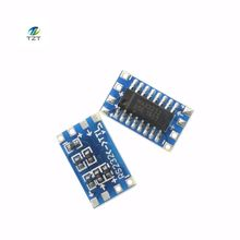 1pcs/lot mini RS232 MAX3232 Levels to TTL level converter board serial converter board Dropshipping(China)