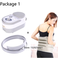 Vibration Infrared Therapy Air Compression Body Massager Waist Leg Arm Relax Instrument Promote Blood Circulation Pain Relief