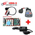 DHL free Lexia-3 PP2000 for P-eugeot/C-itroen Diagbox V7.83 LEXIA3 With Full Chip Firmware 921815C Lexia 3 + PSA 30pin + S1279
