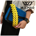 W.D POLO women hand bags famous brand women messenger bags women's pouch bolsas purse fashion leather hand bag small flap M2166