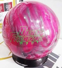 14lbs professional braned FREEZE bowling ball