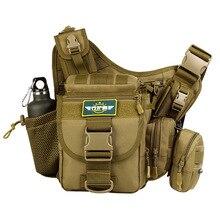 New Multi functional Winter Tactical Military Messenger Shoulder SLR Camera Bag Pack Backpack Hiking Camping Trekking