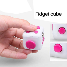 Fidget Cube Toys Original Quality Puzzles & Magic Cubes Anti Stress Reliever Gift