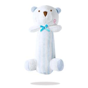 Image 5 - Newborn Cartoon Baby Boy Girl Rattles Infant Animal Hand Bell Kid Plush Toy Development Gifts Toddler Baby Toys 0 12 months
