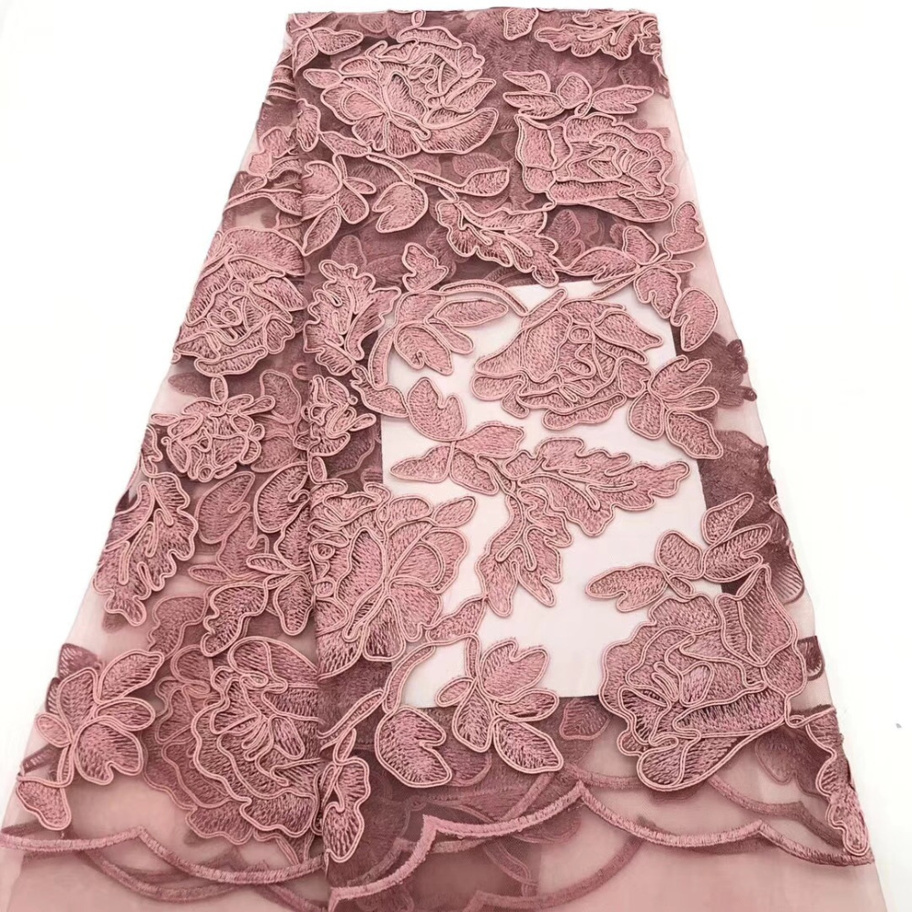2018 African Cord Lace High Quality French Lace Fabric African Lace Fabric For Nigerian Wedding Dress2018 African Cord Lace High Quality French Lace Fabric African Lace Fabric For Nigerian Wedding Dress