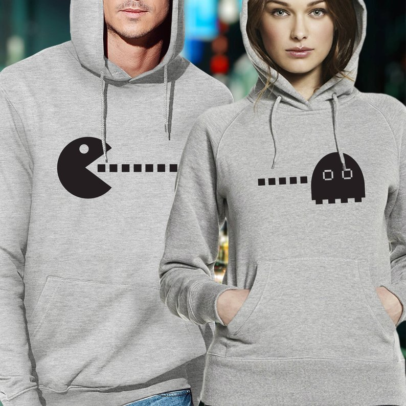 Sugarbaby New Arrival His and Hers Hoodies Couples Matching Set Long Sleeve Fashion Couple's Clothing Couples Sweatshirt 2