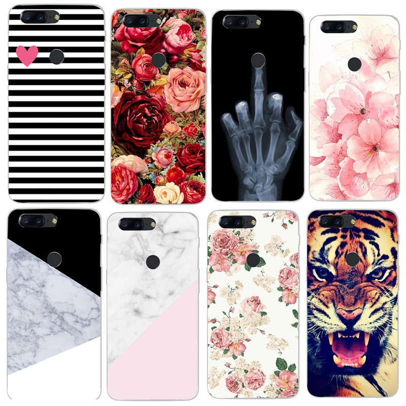 Oneplus 6 Case Oneplus 6 Case TPU Cartoon Painting Case Oneplus 6 1+6 One Plus 6 5 5T Oneplus6 Silicone Back Cover Phone Case