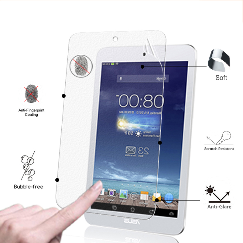 Tempered Glass Screen Protector For Asus MEMO Pad 8 ME180A Tablet