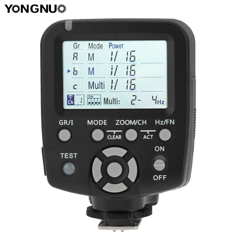 цены Yongnuo YN560-TX Wireless Flash Controller and Commander YN-560TX for YN560-III YN-560 IV for Canon 60D 70D 7D 6D 700D 5D2 5D3