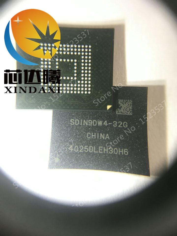 XINDAXI SDIN9DW4-32G  32GB SDIN9DW4-64G 64GB BGA153 EMMC 5.0 CHIP IC