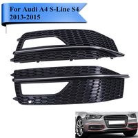 Perfect Replacement Front Grills For Audi A4 B9 S Line S Line S4 2013 2014 Car