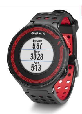 Esportes ao ar livre relógio GPS Garmin Forerunner 220 Original relógio 5ATM Acelerômetro sem cinto de frequência cardíaca de corrida ao ar livre