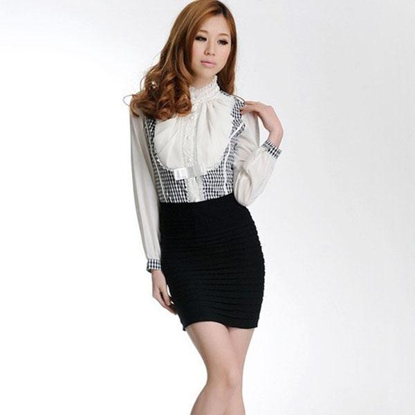 1pc Sexy Ladies's Lady Mini Skirt Seamless Stretch Tight Short ...