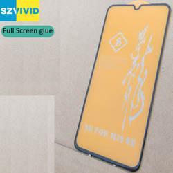 Полный экран панель Клей закаленное стекло для сяо mi 9 SE Pro 2.5D округлые олеофобные высокое качество