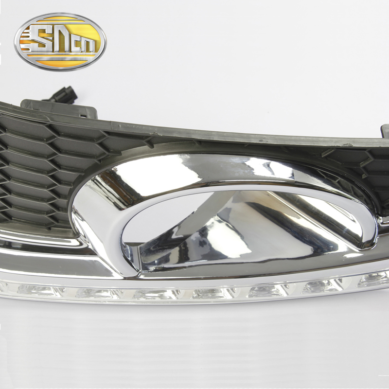 SNCN LED Daytime Running Light Για το Chevrolet Captiva 2011 - Φώτα αυτοκινήτων - Φωτογραφία 5