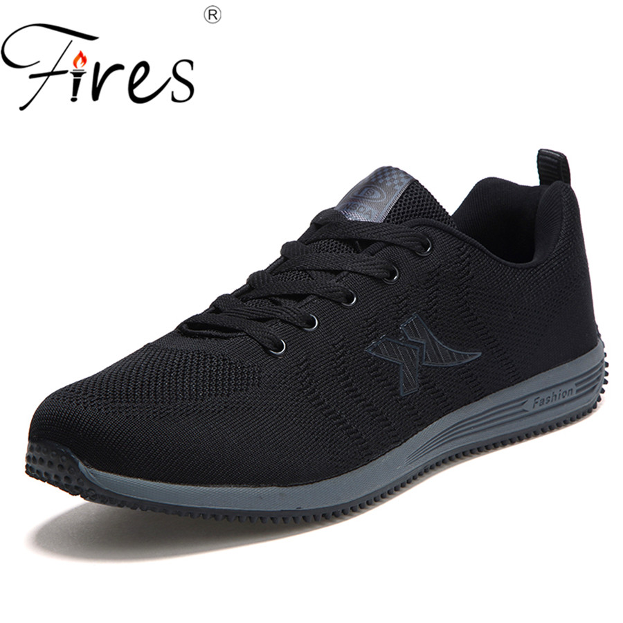 Fires 2017 New Summer and Spring Running Shoes for Men Large Size Light Sneakers Man Sports Shoes Large Size Zapatillas