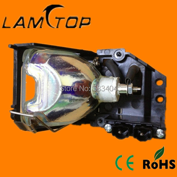 Free shipping LAMTOP  Compatible projector lamp with housing/cage  ELPLP14  for   EMP703 free shipping lamtop projector lamp with housing cage elplp40 for emp1815