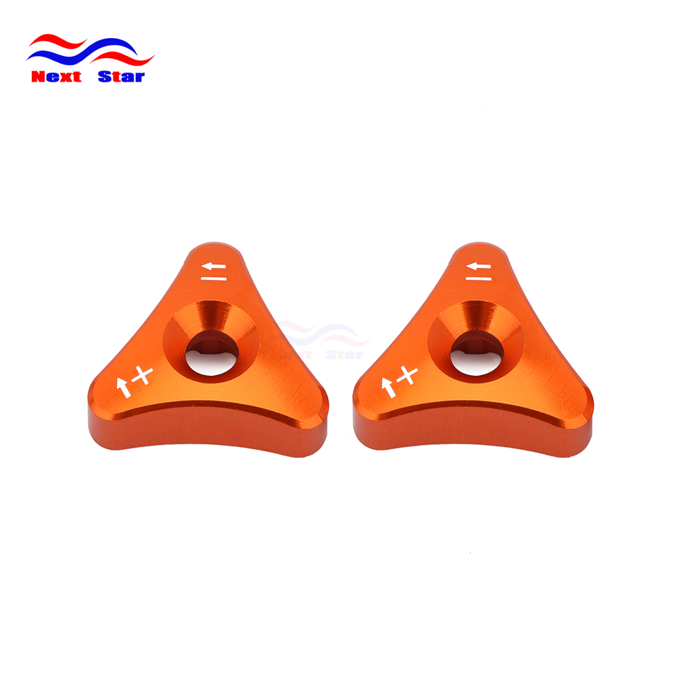 WP 48mm Front Fork Knob Adjust Bolt For KTM Husaberg Husqvarna SX SX-F EXC XC-W 125-530cc 690 SUPERMOTO SMC ENDURO DUKE
