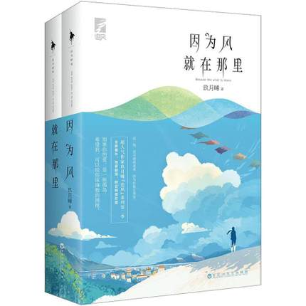 Chinese Popular Novels Fiction Love StoriesBecause The Wind Is Right There By Jiu Yue Xi