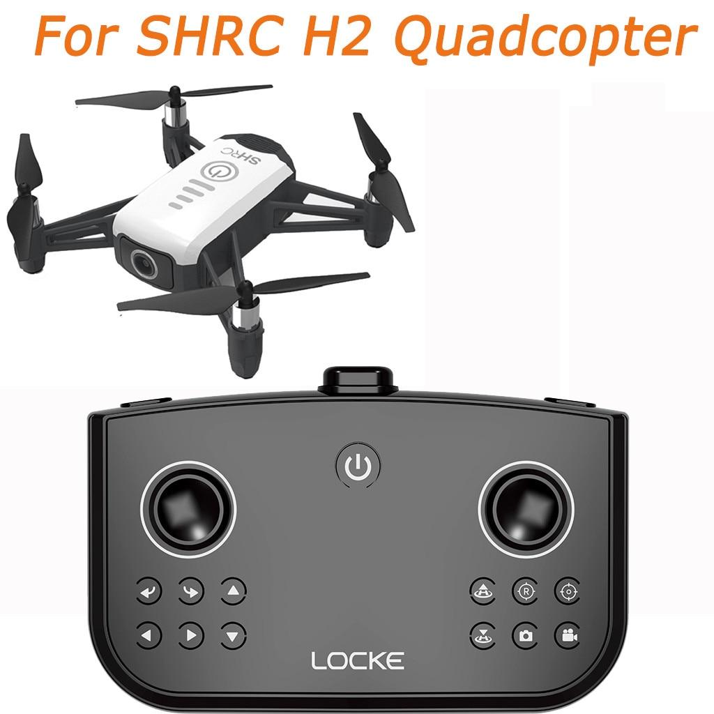 2019 NewTransmissor Controlador Remoto For SHRC H2 RC Quadcopter Drone Kid Toys#G20