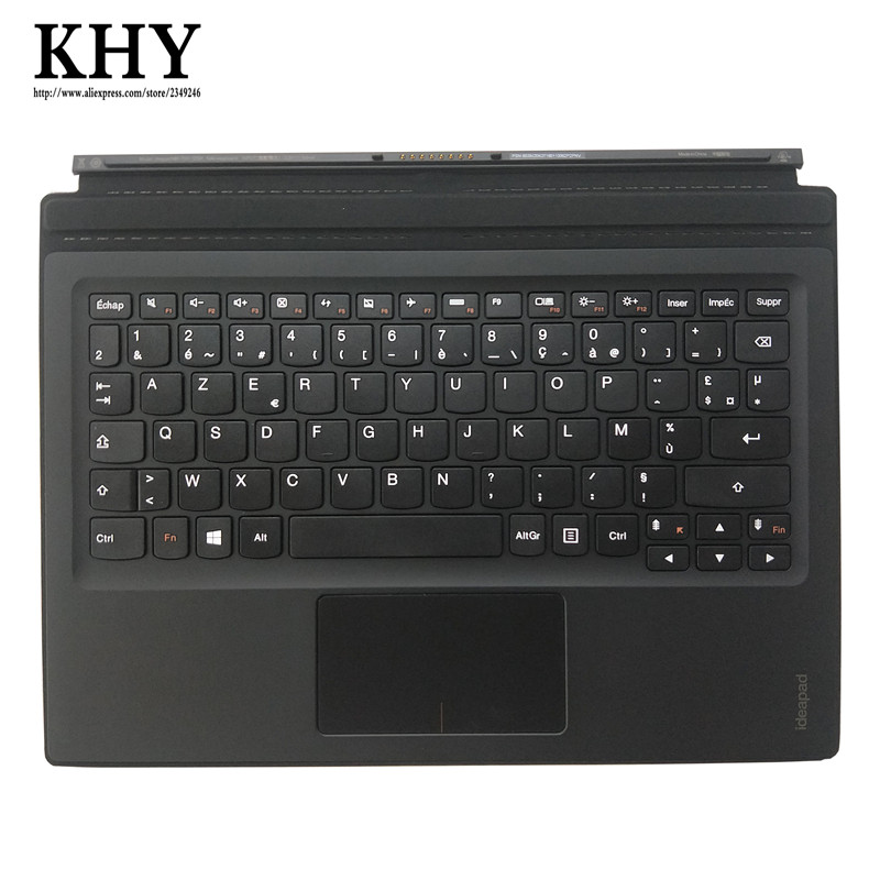 New original FR Keyboard for Lenovo MIIX700 12ISK MIIX 4 MIIX4 PRO PN PK380001719 S5N20K07160