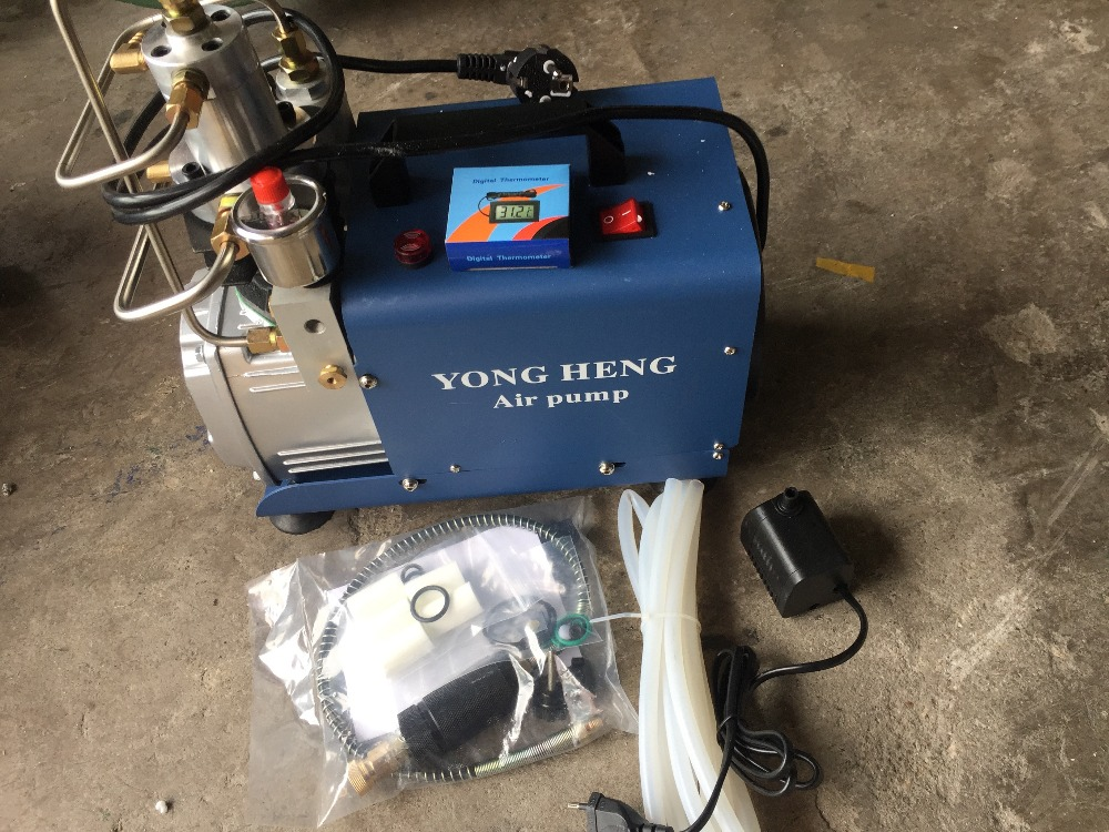 110/220v 4500PSI High Pressure Air Pump Electric Air Compressor For Pneumatic Airgun