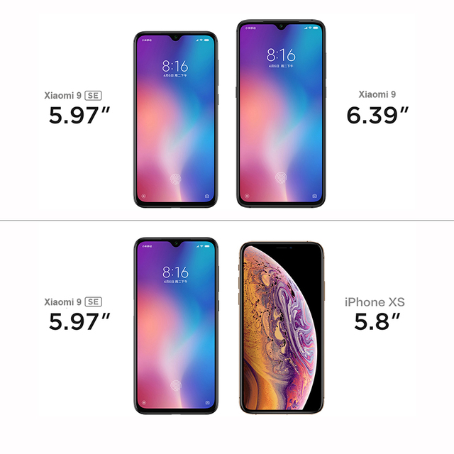 "Global Rom Xiaomi Mi 9 SE Mi9 SE  Snapdragon 712 Octa Core 6GB 128GB 5.97"" AMOLED FHD Display Smartphone 48MP Triple Cameras 2"