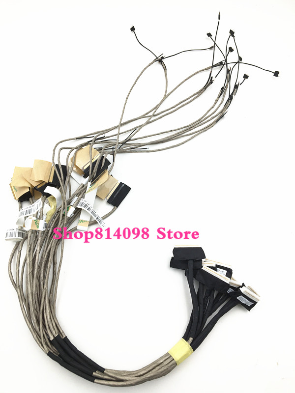 New For Lenovo S430 LCD Cable Lvds Wire Screen Line DC02001H010