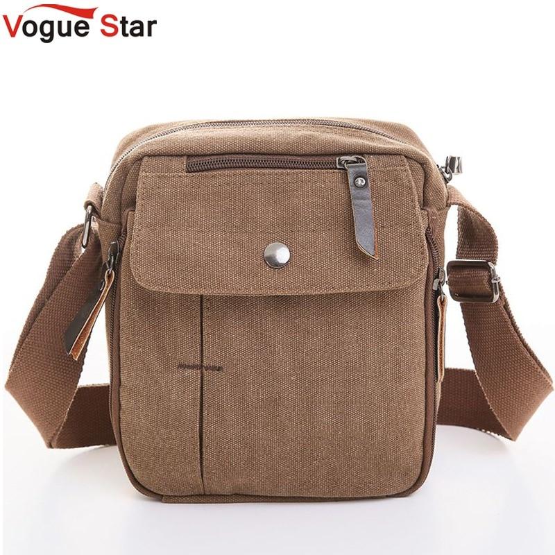 Vogue Star Hot sale men's messenger bags men travel bags canvas bag cross-body bag high quality pouch men purse  YB40-419  цена и фото