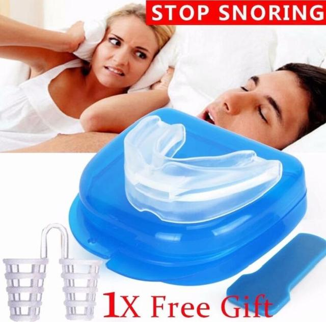 Neoprene Anti Snore Chin Strap Belt Anti Apnea Jaw Solution Snore Stopping Sleeping Aid Tools Cpap Anti Snore Mask Stretch 6