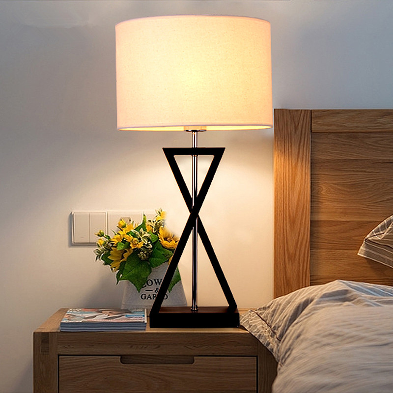 Aliexpress.com : Buy Mordern Nordic Fabric Table Lamp