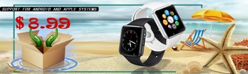 2019 Smart Watch Bluetooth Men With Touch Screen Smartwatch Big Battery Support TF Sim Card Camera For IOS iPhone Android Phone 4