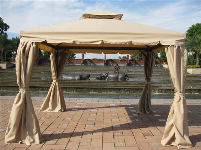 Photographie de mariage haut de gamme Rome tente tente extérieure ...