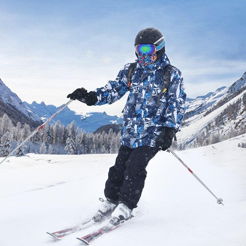 Nuevos Hombres de la Chaqueta de Snowboard Chaqueta de Esquí de Invierno Al Aire