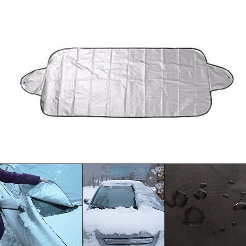 Do Promotion! Freedom Full Protection Windshield Cover Car Sunshade Winter Anti-snow Waterproof mejores fotos hechas en photoshop