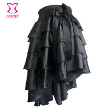 Steampunk Black and Ruffle