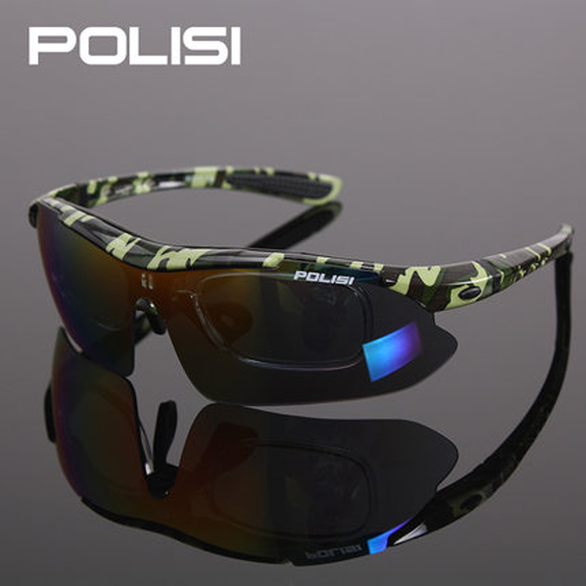 New Brand Cycling Glasses Polarized 5 Lens Sunglasses Outdoor Sports Mountain Bike Glasses Racing Bicycle Goggle Accessories 2016 top fashion trend women sunglasses brand new european american women s glasses goggle shades outdoor sports eyewear uv400